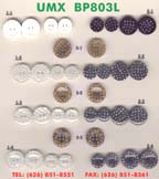 polyester buttons - bp803l: Polyester Buttons, State-Of-The-Art Fashion Buttons, Clothing Buttons Series 1