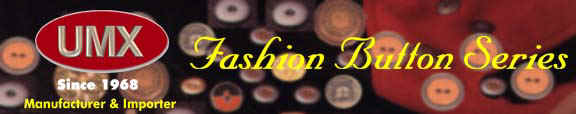 ABS buttons- M.A.S. fashion buttons, the fashion shank buttons series BA304-306