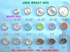 polyester combination buttons bpa87-003