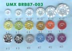 polyester button series brb87-003