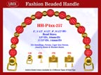 Fashion Designer Wedding Purse Handles HH-P4xx-257 For Wedding Handbags