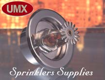 FIRE SPRINKLER ACCESSORRIES - FIRE SPRINKLER SUPPLIES - FIRE PROTECTION ESCUTCHEON